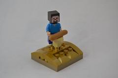 Minecraft - Baking Bread (TheRoyalBrick) Tags: minecraft vignette foitsop
