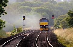 47760 Brush Class 47 Co-Co, West Coast Railways, Keynsham, Somerset (Kev Slade Too) Tags: 47760 brush coco class47 westcoastrailwaycompany 1z62 keynsham