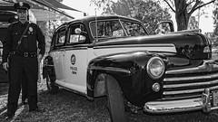 The Long Arm of the Law (Culture Shlock) Tags: auto street portrait people cars portraits vintage cops police streetportrait oldschool law autos lawenforcement classiccars worldcars