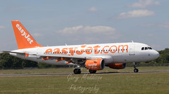 Easy Jet G-EZBX (madktm) Tags: robin june canon airplane eos airport outdoor 10 aircraft sheffield jet 7d airbus vehicle hood mk2 easy practice circuits 100400mm airliner doncaster jetliner lseries 2015 a319111 gezbx airlinersouthyorkshire
