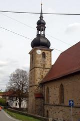 St. Leo, Bibra, Nordseite (palladio1580) Tags: thüringen kirche thueringen gotik bibra grabfeld südthüringen