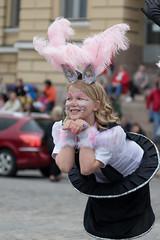 Helsinki Samba Carnaval 2015 (jarimakila) Tags: finland dance helsinki samba fi uusimaa lapsi tanssi helsinkisambacarnaval pentaxda14xawaf
