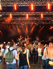 The Two @ Festi'Neuch 2015 (Eric_G73) Tags: people music festival lights concert audience guitar live stage crowd blues acoustic scène thetwo festineuch
