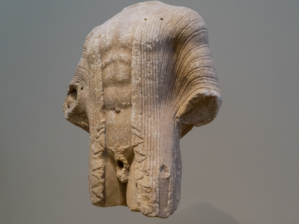 an overview of the sculpture in greek archaic period If you order your research paper from our custom writing service you will receive a perfectly written assignment on the difference between archaic.