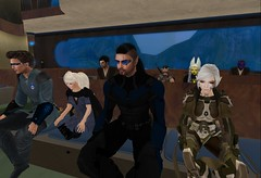 7_26_15 Watching Phoenixs Knighting (elyssa.moonshadow) Tags: life people star starwars sl jedi second wars yavin roleplay