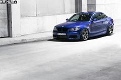 IMG_0982 (Joseph Hui (J_HUI)) Tags: blue euro bmw 1series stance x5 tigerclaw e85 e87 135i jhui