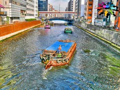 Tokyo=85 (tiokliaw) Tags: world city blue friends holiday colour reflection travelling beautiful beauty japan digital photoshop wonderful island tokyo boat interestingness interesting fantastic nikon scenery holidays colours exercise earth expression object awesome transport perspective entrance images explore walkway winner greatshot imagination sensational recreation greetings colourful railing discovery hdr finest overview joyride creations excellence infocus addon highquality inyoureyes teamworks digitalcameraclub supershot recreaction hellobuddy inyoureye iloveyourart mywinners worldbest anawesomeshot colorphotoaward aplusphoto flickraward almostanything thebestofday flickrlovers sensationalcreations blinkagain burtalshot
