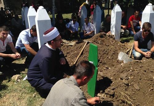 Potocari, July 11, 2015