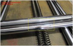 Zundapp 540-12 Voorvork Project 2015 011 (Arjan N.) Tags: gabel fork 540 zundapp motorrad zuendapp bromfiets cs50 gts50 ks125 ks50 ks80 ks100 zundappnl