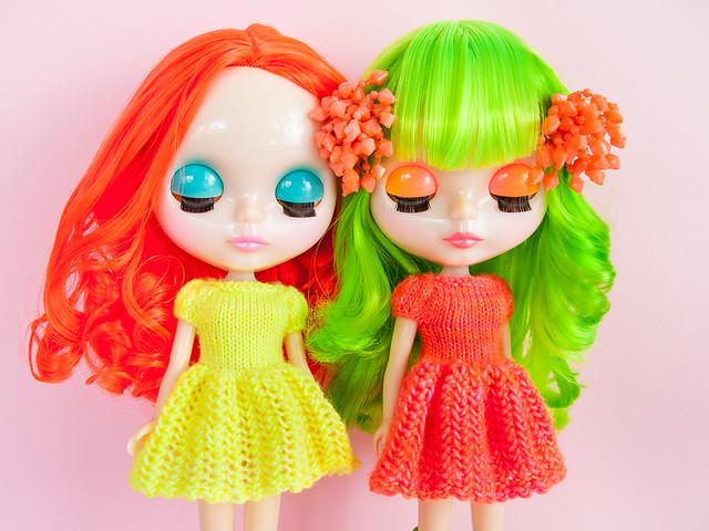 The custom sisters!