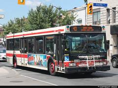 Toronto Transit Commission #7320 (vb5215's Transportation Gallery) Tags: new toronto flyer ttc 1999 transit commission d40lf