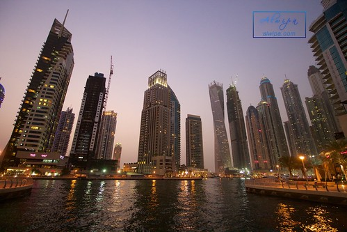 "Dubai Marina • <a style=""font-size:0.8em;"" href=""http://www.flickr.com/photos/104879414@N07/20204948196/"" target=""_blank"">View on Flickr</a>"