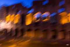Els ltims colors de l'amfiteatre. (.carleS) Tags: rome roma canon eos zoom qual colisseum tal colosseo coliseu 2015 amfiteatre 60d caeduiker noretoc