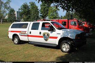 Lexington Township Fire Department Support Ford F-250