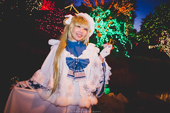 holiday2016-a11 (jobevvy) Tags: peddlersvillage 2016 onlocation christmas cosplay anime gaming xmas photoshoot