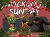 Smackdown Sunday- Floronic Man VS Groot (Luigi Fan) Tags: floronic man vs groot christmas tree happy holidays merry marvel dc comics