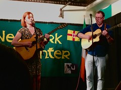 The New York Irish Center, with Colm MacCárthaigh