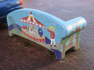 Social sofa Deventer Dreef