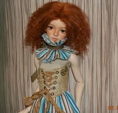 DSC_6920 (Harpia_s) Tags: corset corsage dollstown elf sd alina