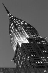 New York, Chrysler Building (Domi Art Photography) Tags: newyork ny nyc manhattan building buildings tower cityscape usa architecture architectural home chrysler chryslerbuilding blackandwhite bnw