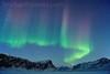 Akshayuk Pass (MichaelHD ( michaelhdavies.com )) Tags: arctic aurora baffinisland boulder canadabaffin canadasarctic colour d300 d700 green ice michaelhdavies night nikkor nikon north northernlights northof60 nunavut pangpass pangnirtung ribbon rock sky snow stand stars tundra watch