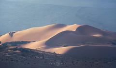 Isolated Dune (Kristian Bell) Tags: el borj morocco desert sahara sand ladscape rural desolate 2016 canon kris kristian bell