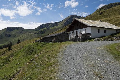 La maison dans les montagnes