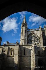 Carcassonne, Languedoc-Roussillon (Digidiverdave) Tags: carcassonne davidhenshaw france languedocroussillon castle henshawphotographycom landscape medieval