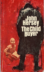 Novel-The-Child-Buyer-by-John-Hersey (Count_Strad) Tags: novel book pages read reading pulp mystery suspense thriller