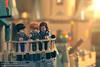 Blocks Mag: Harry Potter Hogwarts 09 (Agaethon29) Tags: lego afol legography brickography legophotography minifig minifigs minifigure minifigures toy toyphotography macro cinematic 2016 harrypotter blocksmagazine hogwarts