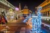 Merry Christmas and Happy New Year (Toni Terziev) Tags: 500px sofia bulgaria beautiful christmas city holydays happy decoration