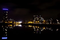 The Hague Laakhaven By Night (1) (Dr.TRX) Tags: the hague den haag nederland netherlands city metropolis metropool stad urban citycentre laakhaven laak oude nld nl nightshot nacht night