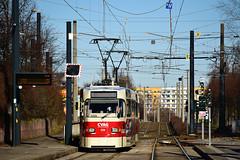 Tatra T3DM #519 CVAG Chemnitz (3x105Na) Tags: tatra t3dm 519 cvag chemnitz strassenbahn strasenbahn tram tramwaj deutschland niemcy germany sachsen saksonia