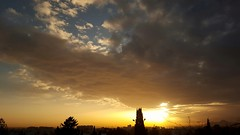 #sky #tunis #ciel #nuage (Firasbh) Tags: nuage ciel tunis sky