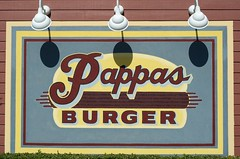 They called him Pappa (dangr.dave) Tags: fortworth tx texas cowtown tarrantcounty panthercity downtown historic architecture pappasburger hamburger pappa