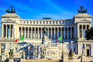 Monument of Victor Emmanuel II - Rome, Italy