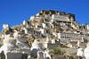 Tikse Gompa (monastery) (Niall Corbet) Tags: india ladakh himalaya himalayas manalitoley tikse gompa monastery stupa chorten buddhist buddhism