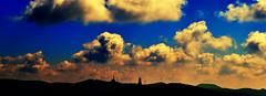 Shipka and Buzludzha (saromon1989) Tags: landscape nature mountain mountains shipka buzludzha bulgaria sky clouds sun