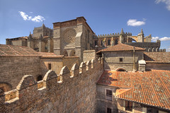 "Cathedral of Avila • <a style=""font-size:0.8em;"" href=""http://www.flickr.com/photos/45090765@N05/32251734195/"" target=""_blank"">View on Flickr</a>"