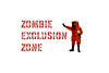 Zombie Exclusion Zone (tim constable) Tags: zombie livingdead apocalypse zone exclusion containment area hazmat contaminate contamination ppe protective clothing biological suit rubber wellies wellingtons boots orange emergency health timconstable warning detection response team sinister scifi horror pvc keepout fictional dawnofthedead quarantine
