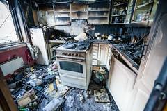 OBRE-utbrent-kjøkken-Rustad-14 (oslobrannogredning) Tags: kjøkkenbrann tørrkok bygningsbrann brann brannskader utbrent komfyr koketopp matlaging