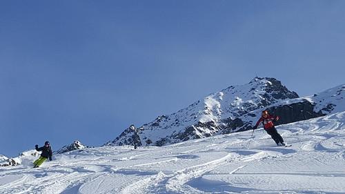 Arlberg 24.-28.01.2017