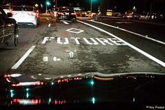The Road to the Future! [Explored] (Roy Prasad) Tags: future road lane royprasad sony rx100 rx100m5 california