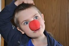 My clown boy