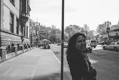 Shot (pinhead1769) Tags: newyork building blancoynegro blackwhite shot centralpark manhattan lennon dakotabuilding bwdreams