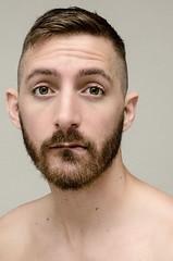 (Damien Cox) Tags: uk gay portrait selfportrait man male me self ego myself beard nikon masculine pride moi homo queer autorretrato scruff stubble i damiencox damiencoxcouk