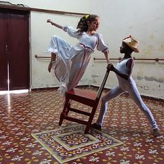 dance school, Camagüey, Cuba (lucymagoo_images) Tags: travel school boy students girl children dance dancers dancing sony cuba camaguey camagüey rx100 lucymagoo lucymagooimages