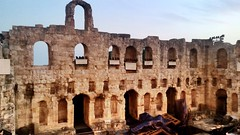 Herodion Athens _ Tosca opera (spicros78) Tags: world summer ancient opera theater visit tosca athens explore acropolis herodion