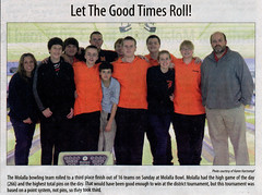 2012-12-09-Pic01-HighSchoolBowlingTeam (junglekid_jared) Tags: friends jared bowling 2012 lanephillips ©molallapioneer