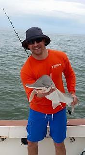 shark fishing excursion Amelia Island